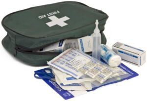 First Aid Kit Essential Car Accessories