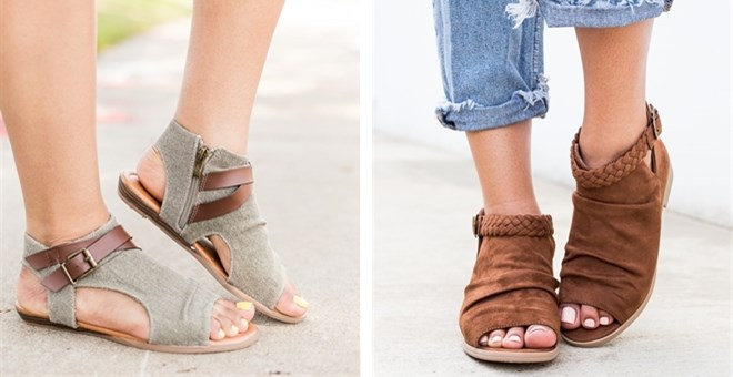 Right Shoes for Your Outfit
